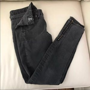 H&M Skinny Low Waist Ankle 27 Jeggings Jeans